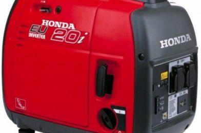 Ini Dia Seri Genset Inverter Dari Honda